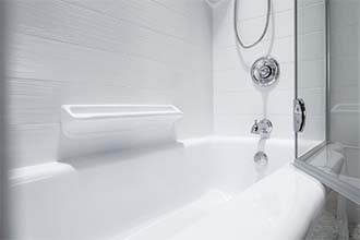Bathroom Remodeling Jackson Ms bath fitter of jackson - one-day bath remodeling