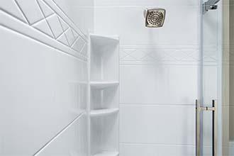 Bathroom Fixtures Jackson Tn bath fitter of jackson - one-day bath remodeling
