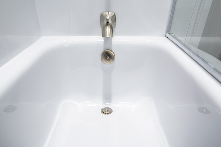 Bath Fitter Gallery - Bathroom remodel johnson city tn